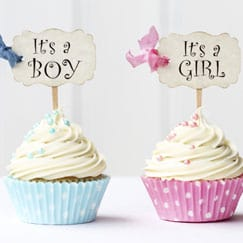Baby Shower Party Supplies Category Image
