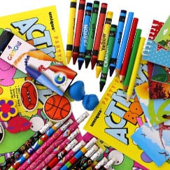 Children's Stationery Category Image
