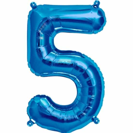 blue-number-5-foil-balloon-16-inches-41cm-product-image