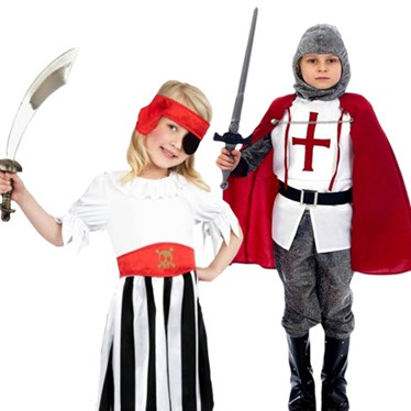 Childrens Fancy Dress Category Image