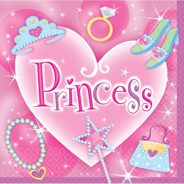 Prismatic Princess Party Supplies
