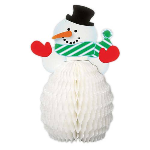 snowman-honeycomb-decorations-pack-of-4-product-image