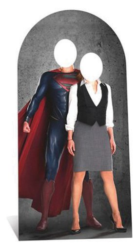 superman-and-lois-lane-stand-in-cardboard-cutout-195cms-product-image