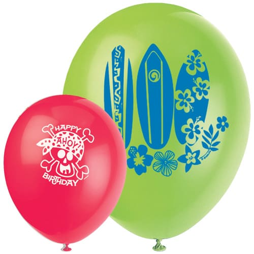 Themed Latex Balloons Category Image