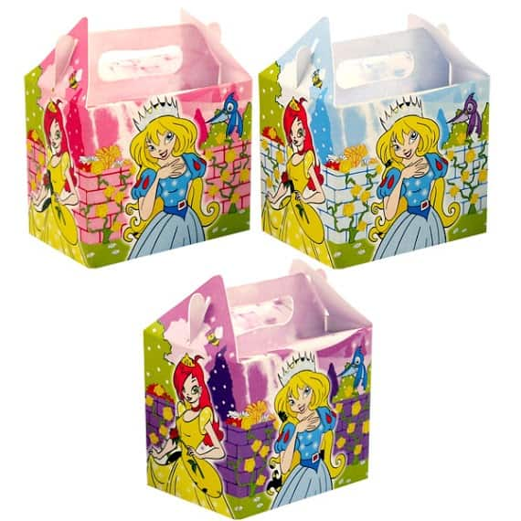 Princess Meal Box