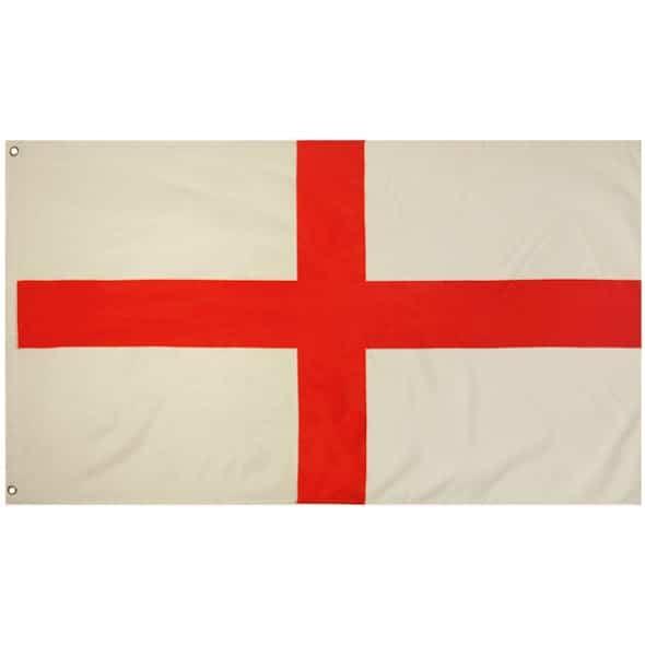 St George Flag – 5 x 3 Ft