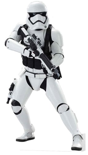 Star Wars Stormtrooper Lifesize Cardboard Cutout - 172cm Product Gallery Image