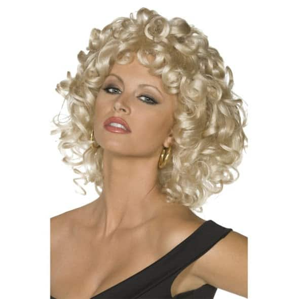 Blonde Sandy Wig Product Image