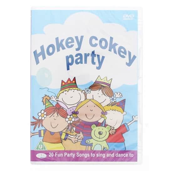 Hokey Cokey Party DVD