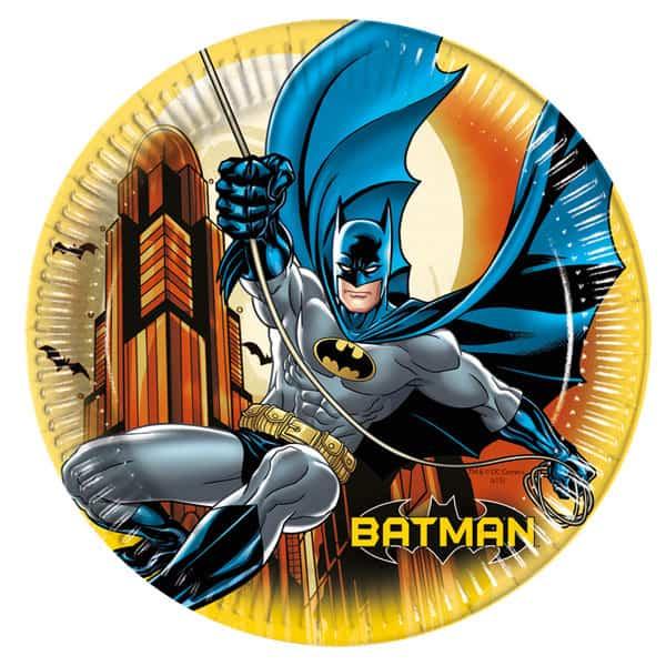 batman-paper-plate-23cm-product-image