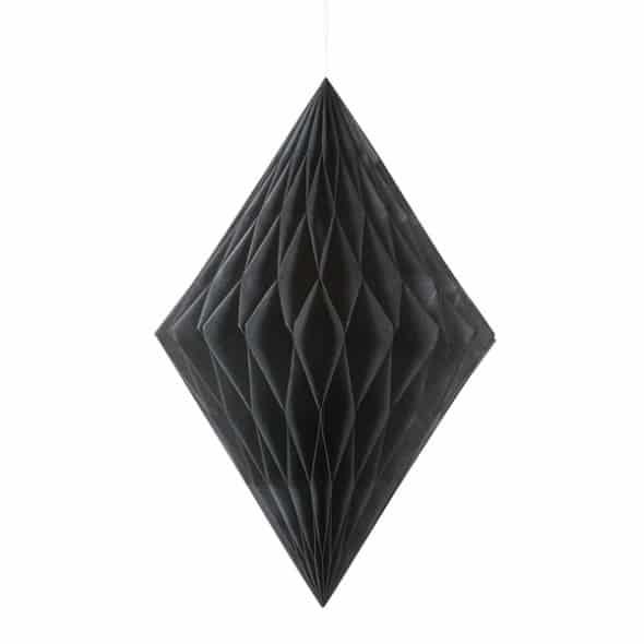 black-diamond-honeycomb-hanging-decoration
