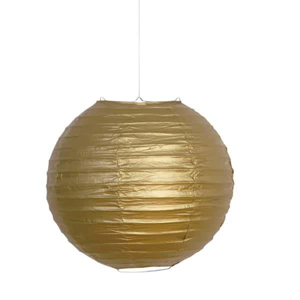 gold-hanging-round-paper-lantern