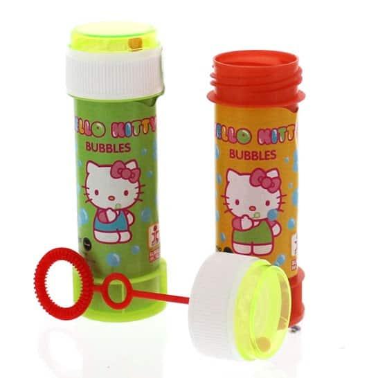 Hello Kitty Bottle Bubbles - 60ml
