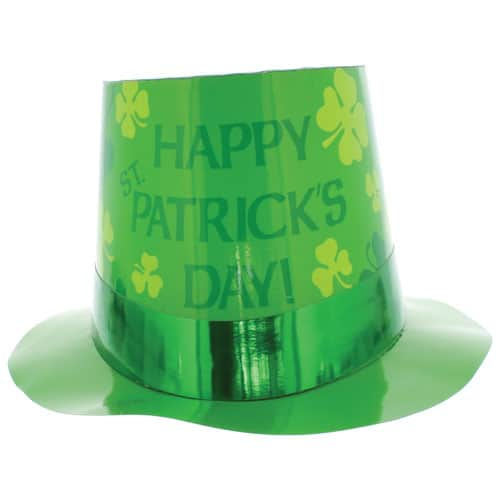 Happy St Patricks Hat