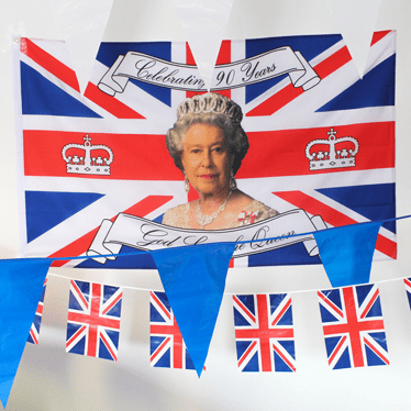 Queen's Birthday Flags & Bunting