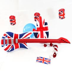 Queen's Birthday Party Inflatables