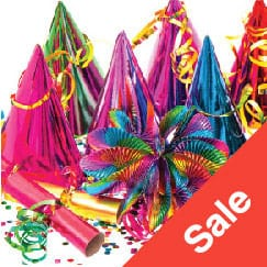 Party Accessories Sale