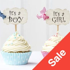 Baby Party Themes Sale & Clearance
