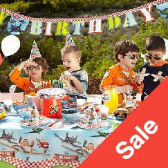 Boys Party Sale and Clearance