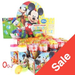 Bubbles Sale and Clearance