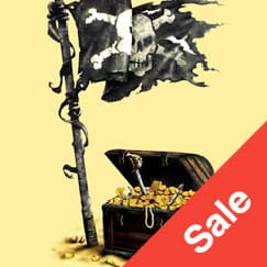 Pirates! Sale and Clearance