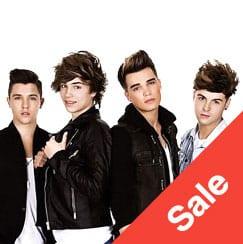 Union J Sale and Clearance