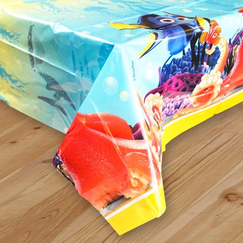 Finding Dory Plastic Tablecover – 120cm x 180cm Product Image