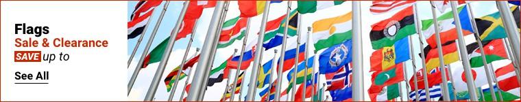 International Flags Sale