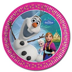 Classic Disney Frozen Theme Party Supplies Category Image
