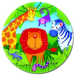 Animals Theme Party Supplies