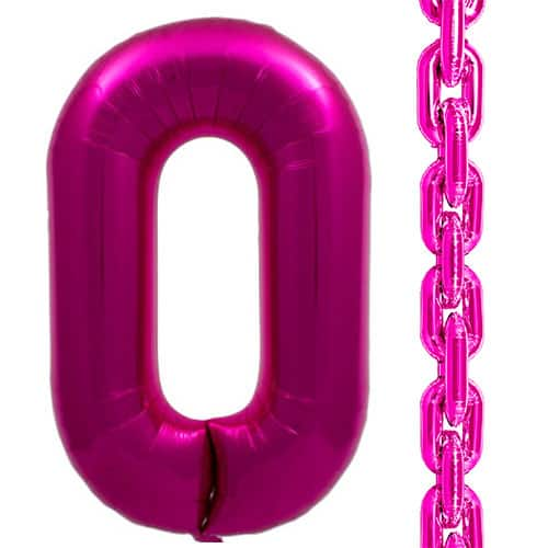 magenta-link-foil-balloon-86cm-product-image