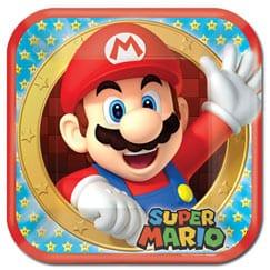Nintendo Super Mario Party Supplies