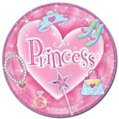Prismatic Princess Party Supplies