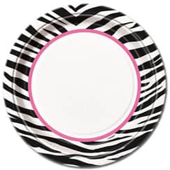 Zebra Theme Party Supplies