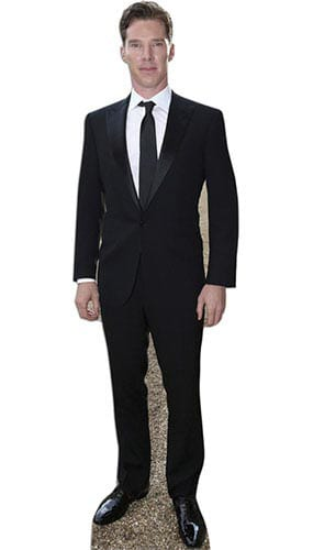 Benedict Cumberbatch Lifesize Cardboard Cutout - 183 cm Product Gallery Image