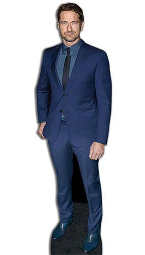 Gerard Butler Lifesize Cardboard Cutout - 185 cm Product Gallery Image