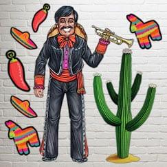 Mexican Lifesize Cutouts