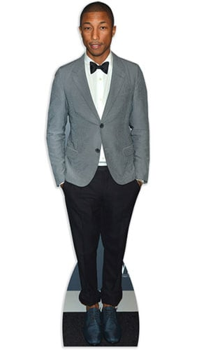 Pharrell Williams Lifesize Cardboard Cutout - 179 cm Product Gallery Image