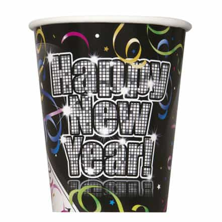Countdown To New Year Paper Cup 270ml