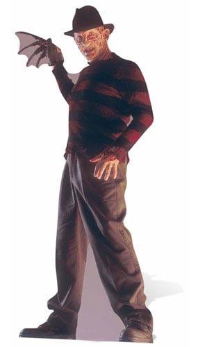 Freddy Krueger Lifesize Cardboard Cutout - 174cm Product Gallery Image