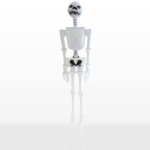 Halloween Inflatable Skeleton - 183cm