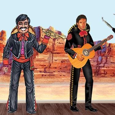 Mexican Fiesta Scene Setters