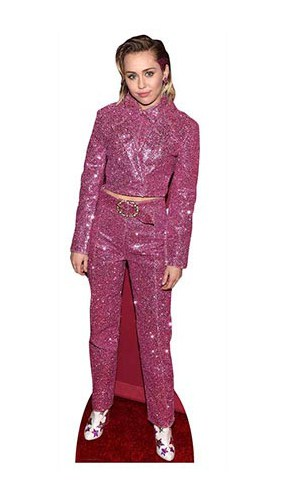 Miley Cyrus Lifesize Cardboard Cutout - 165cm Product Gallery Image