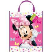 Minnie Mouse Bow Tique Tote Bag –  33cm x 28cm