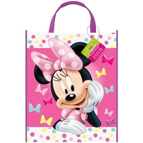 Minnie Mouse Bow Tique Tote Bag - 33cm x 28cm