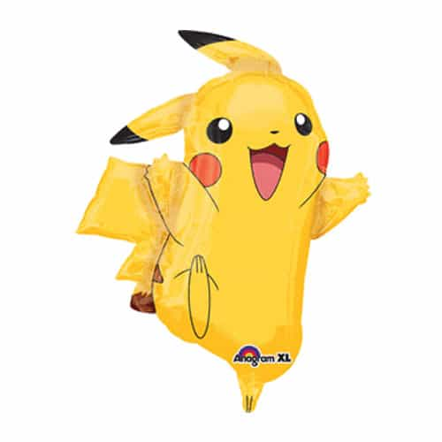 pokeman-pikachu-supershape-foil-balloon-78cm-product-image