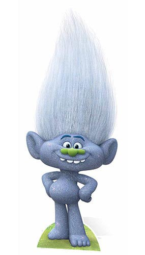 Trolls Guy Diamond Cardboard Cutout - 96cm Product Gallery Image