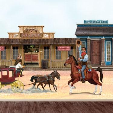 Wild West Scene Setters