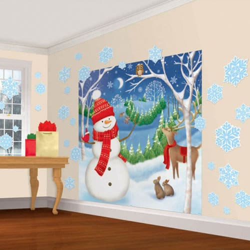 Christmas Winter Friends Decorating Kit 165cm