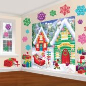 Christmas Workshop Decorating Kit 165cm